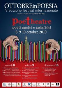 Festival Ottobre in Poesia 2010