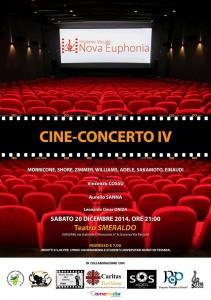 Manifesto Cine-concerto IV